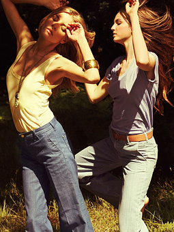 Made in Heaven Jeans ad by Pierre Björk