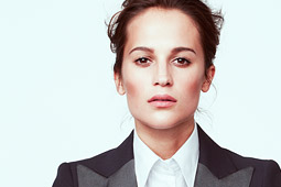 ALICIA VIKANDER SHOT BY PIERRE BJORK IN SWEDEN